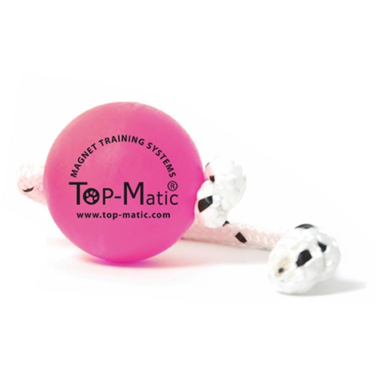 Top Matic magneet bal, roze