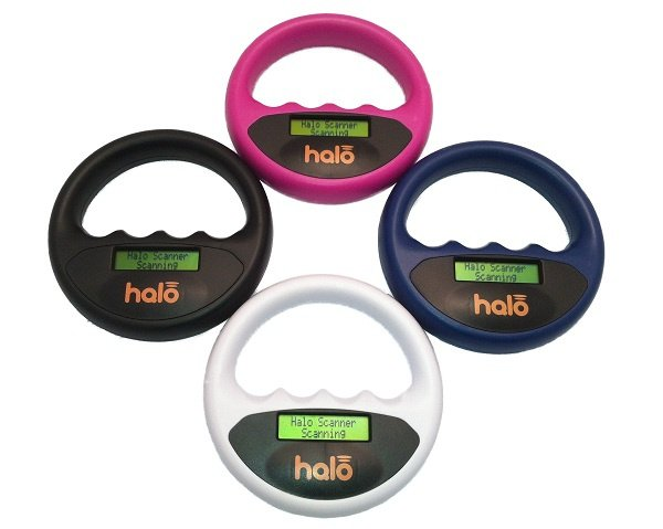 Halo chipreader