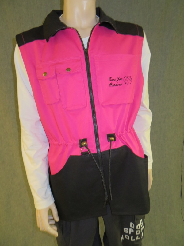 Training vest Rebel, pink