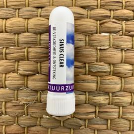 Sinus Clear inhaler