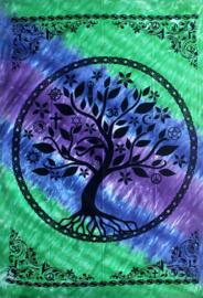 Wandkleed Tree of Life (Levensboom)