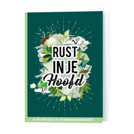 Rust in je hoofd (How to be serie) -Anna Barnes