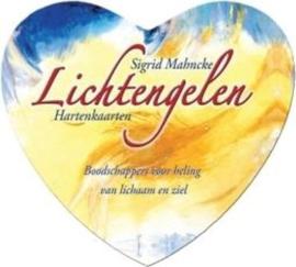 Lichtengelen hartenkaarten - Sigrid Mahncke