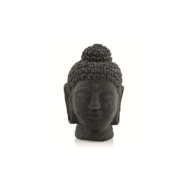 Boeddhahoofd van Lavasteen