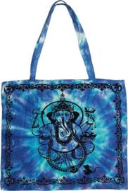 Katoenen draagtas Ganesha
