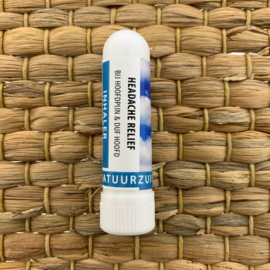 Headache Relief inhaler