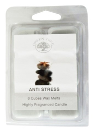 Wax Melts Anti Stress, 80gr, Green Tree
