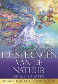 Fluisteringen van de natuur Orakelkaarten - Angela Hartfield en Josephine Wall