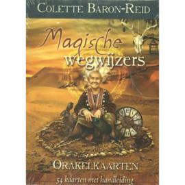 Magische Wegwijzers Orakelkaarten - Colette Baron Leid