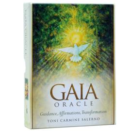 Gaia Oracle (engelstalige kaartenset) - Toni Carmine Salerno