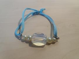 Moderne armband met Opaline
