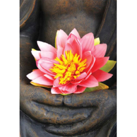 Ansichtkaart Lotus