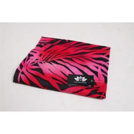 Sarong / Pareo Varens roze, rood, zwart