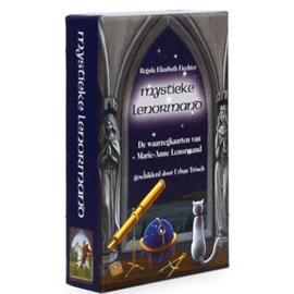 Mystieke Lenormand - Regula Elizabeth Fiechter