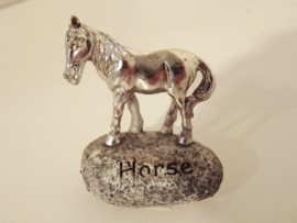 Decoratiesteen Chinese horoscoop, Paard