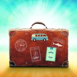 Happy Travel, roller tegen reisziekte