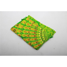 Sarong / Pareo Groen en Geel