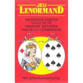 Madam Lenormand Waarzegkaarten