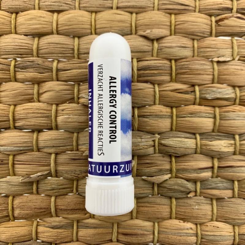Allergy Control inhaler