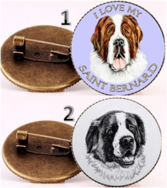 Saint Bernhard Pin