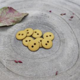 Classic Matte Mustard - knoopjes