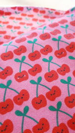 Cute Cherries - tricot stof