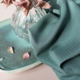 Dobby Cactus - viscose stof