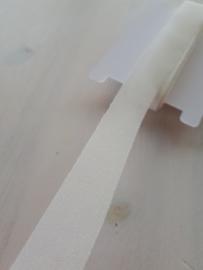 Vlieseline Flexibele Naadband 15mm (wit)