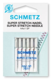 Super stretch naalden (75/11)