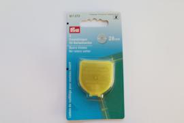 Rolmes - navulling (28 mm) voor alle kleine rolmessen