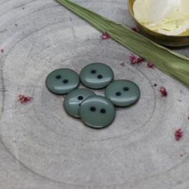 Oriental Garden Gevelgroen - viscose stof