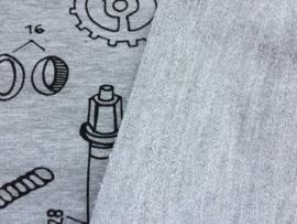 Robot builder - sweat stof