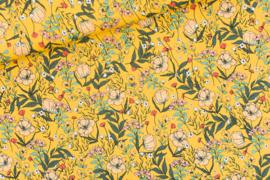 Summer Flowers - lycra