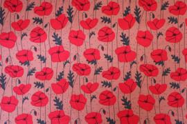 Poppies - modal stof