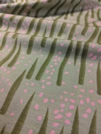 Lillies Jungle - modal stof
