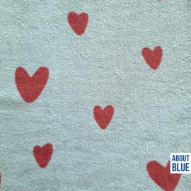 Love U Too - french cloth/sponge