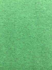 Boordstof groen-gemêleerd