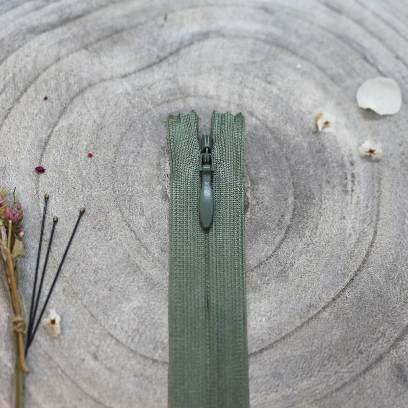 Cedar/cactus - blinde rits 20 cm
