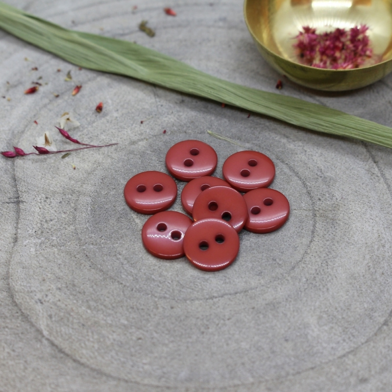 Classic Shine Terracotta - knoopjes