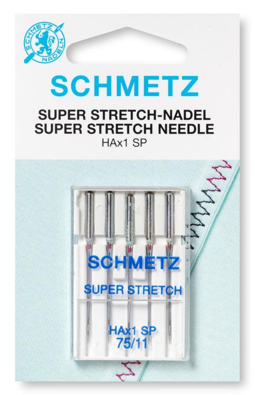 Super stretch naalden (75/11)
