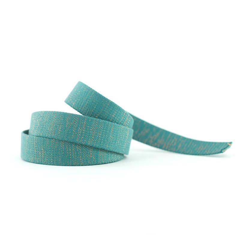 Tassenband Slate Blauwgroen