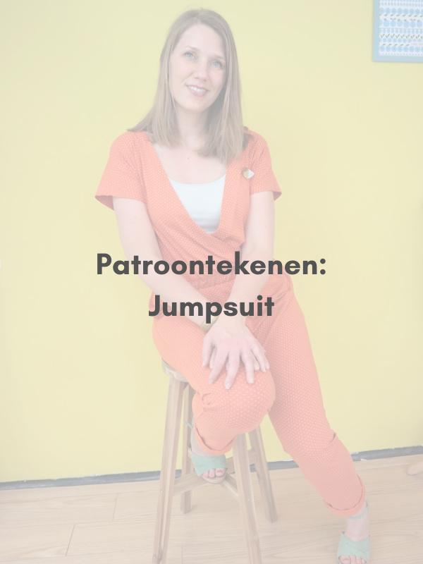 Instructie Jumpsuit