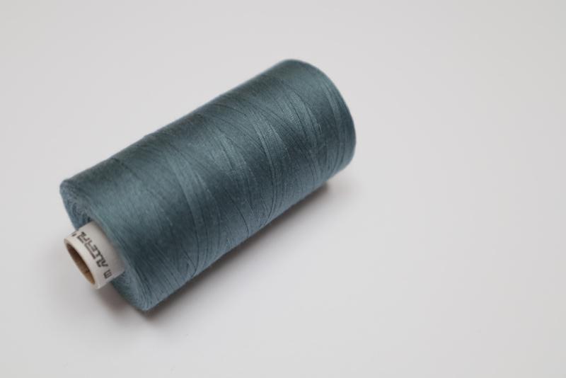 Alterfil garen S120 jeansblauw/grijs (24241)