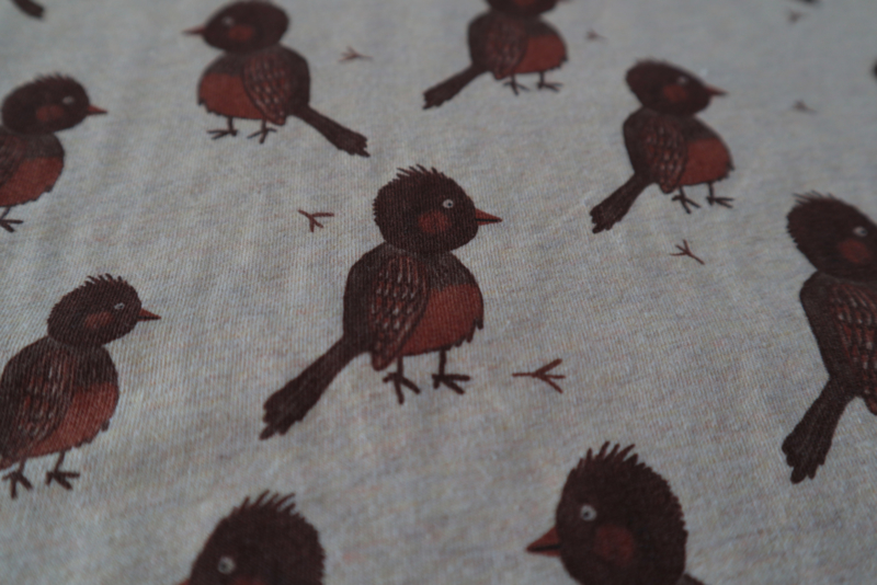 Piet - tricot stof