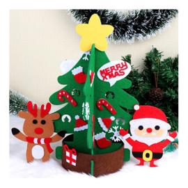 Kerstboom klein DIY