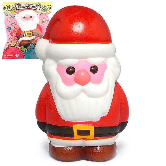 Squishy Kerstman