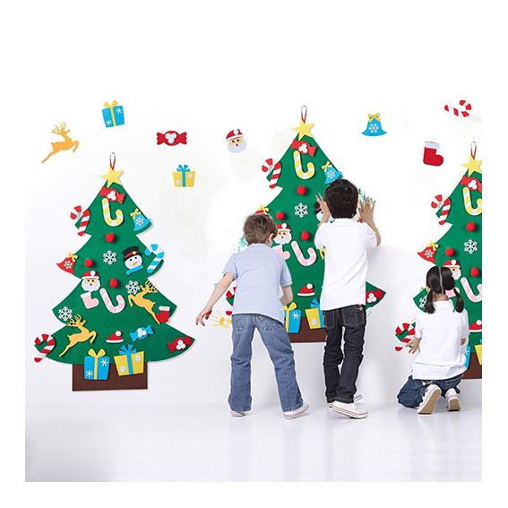 Kerstboom groot DIY