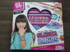 Maak je eigen armbanden speelset