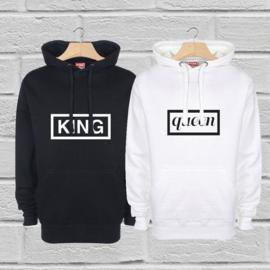 King/Queen Hoodie