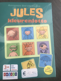 Kleurenlotto Jules